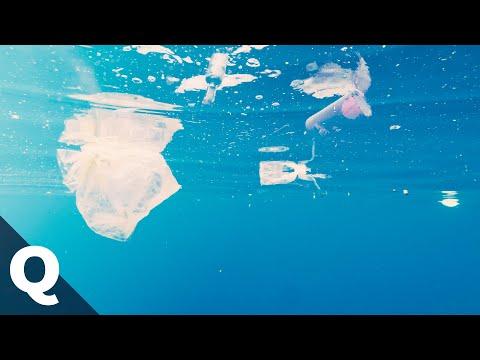 So viel Plastik schwimmt in den Meeren