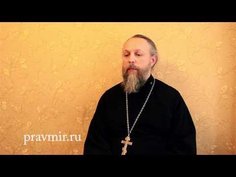 Священник Дмитрий Туркин о цели Великого поста (видео)