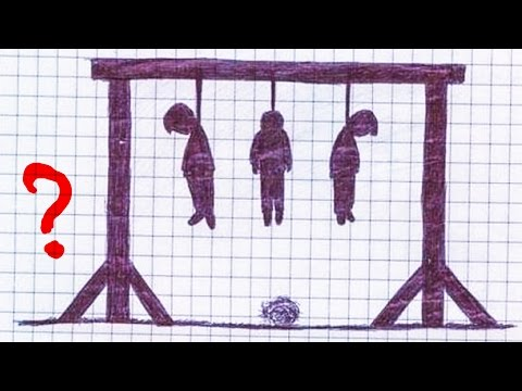 10 КРИМИНАЛЬНЫХ ЗАГАДОК, КОТОРЫЕ ВЗОРВУТ ВАШ МОЗГ (видео)