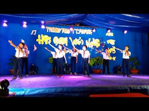 7 Bay cao tiếng hát ước mơ 6A8 THCS TT Phú Hòa