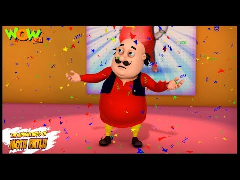 Video A party invitation  - Motu Patlu in Hindi - 3D Animation Cartoon for Kids -  As seen on Nickelodeon download in MP3, 3GP, MP4, WEBM, AVI, FLV January 2017