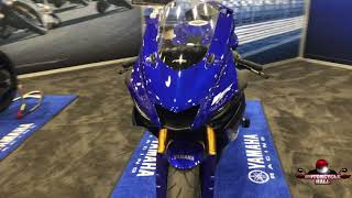 9. 2019 Yamaha R6 | First Look