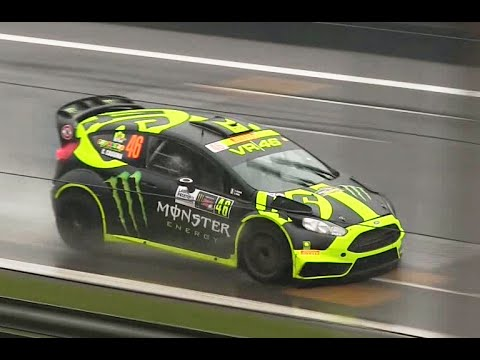 monza rally show 2014 - master show! spettacolare!