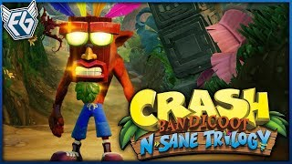 Video Český GamePlay | Crash Bandicoot N. Sane Trilogy - Malý Tygr MP3, 3GP, MP4, WEBM, AVI, FLV Juli 2018