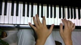 Jodoh Pasti bertemu Piano Cover in C major