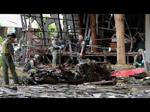 Ταϊλάνδη: Διπλή βομβιστική επίθεση με 1 νεκρό και 30 τραυματίες