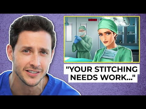 Doctor Plays OPERATE NOW Hospital Edition | Doctor Mike