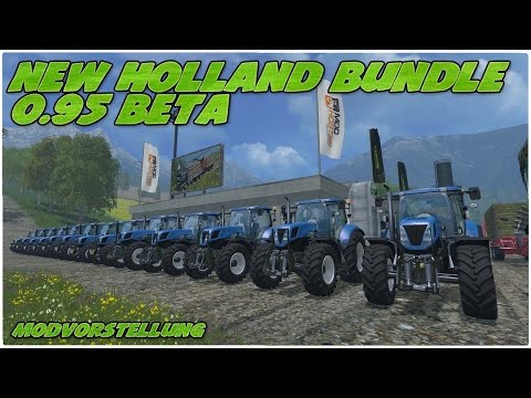 New Holland Bundle v1.01