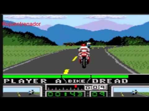 Road Rash Game Gear