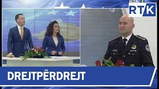 Nënkolonel Rexhep Sijarina - Drejtor i Drejtorisë Regjionale në Prishtinë 17.02.2018