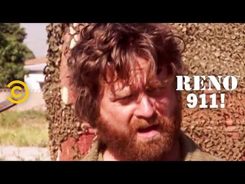The Best of Frisbee (feat. Zach Galifianakis) - RENO 911!