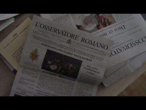 A day at Vatican newspaper L'Osservatore Romano
