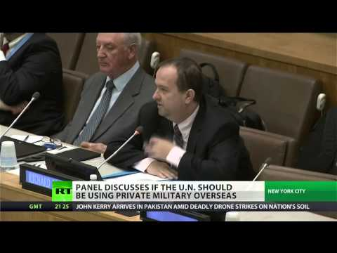 UN to hire mercenaries for peace missions