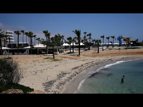 Κύπρος: Δύσκολη τουριστική σεζόν εν μέσω πανδημίας