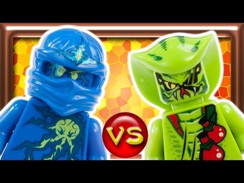 Vidéo LEGO Ninjago 9562 : Lasha