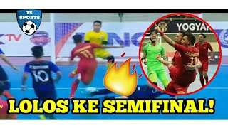 Download Video BANJIR GOL! INDONESIA (13) VS (0) KAMBOJA - Full Highlights AFF FUTSAL 2018 MP3 3GP MP4