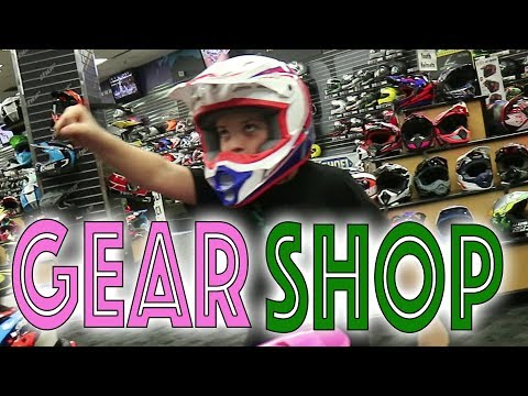 HOW TO SHOP FOR KIDS MOTOCROSS GEAR!