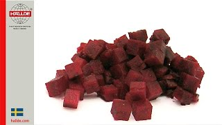 Beetroot: Dicing Grid 8×8 mm