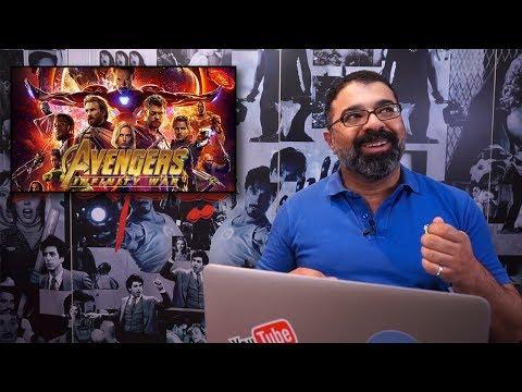 """""""فيلم جامد"""" عن الإعلان الثاني لـ Avengers: Infinity War: لا يكشف الكثير"""