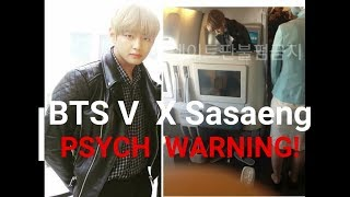 Video BTS V / Taehyung X Sasaengs + PSYCH WARNING! #IDOL MP3, 3GP, MP4, WEBM, AVI, FLV Agustus 2019