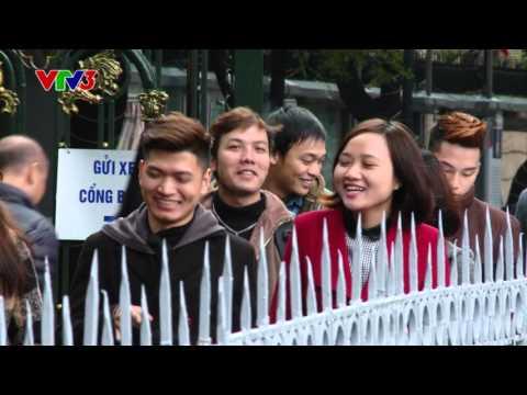 Tìm kiếm tài năng Việt Nam 2016 mùa 4 tập 1 - Tiết mục nhận nút vàng của Thanh Lam