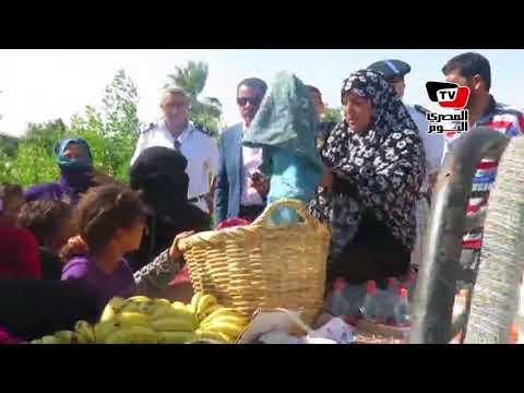 مدير أمن الإسماعيلية يتفقد الأكمنة الحدودية مع سيناء وقرية «جلبانة»