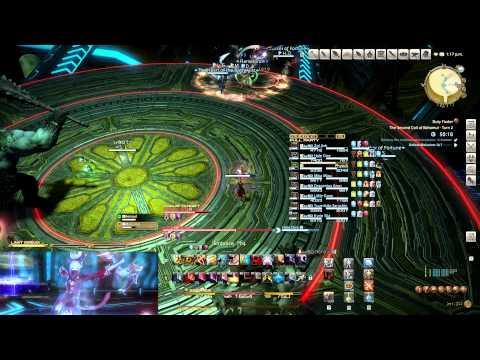 Final Fantasy XIV Turn 7 Solo Heal Solo Tank