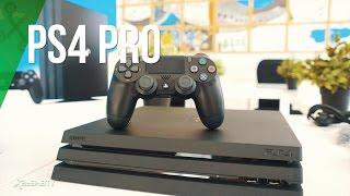 Playstation 4 Pro, review y análisis en español