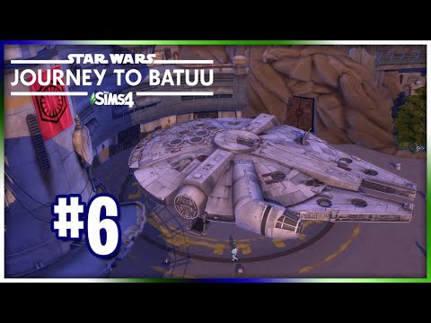 Pursuing the Scoundrel Lifetime Wish! | The Sims 4: Journey to Batuu | EP 6