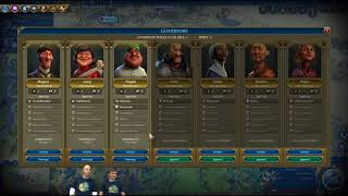 Video Civilization VI News - Rise and Fall, Government Districts, Governors, and the Timeline! MP3, 3GP, MP4, WEBM, AVI, FLV Maret 2018