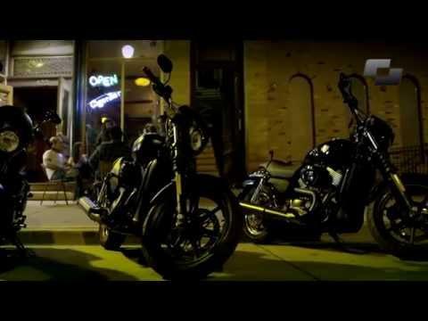 Vídeos de la Harley Davidson Street 750 de 2014