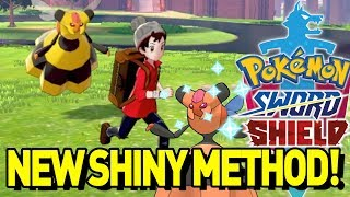 NEW SHINY METHOD in POKEMON SWORD and SHIELD! How to Get Shiny Pokemon in Sword and Shield! by aDrive