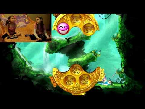 Rayman Origins полное прохождение серия 3 (видео)