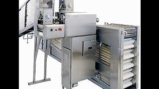 :: خط إنتاج خبز المطاعم رغيف واحد - قيد الإنهاء - ::