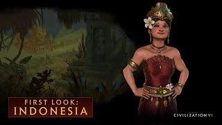 CIVILIZATION VI – First Look: Indonesia