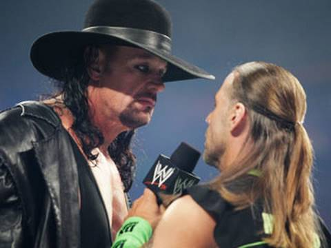 Video Raw: The Undertaker responds to Shawn Michaels' download in MP3, 3GP, MP4, WEBM, AVI, FLV January 2017