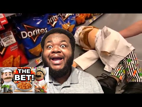 SML Movie: The Bet! (REACTION)