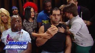 Vickie Guerrero's Thanksgiving Celebration: SmackDown, November 29, 2013