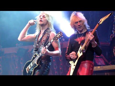 Judas Priest - Night Crawler (18.04.2012, Stadium Live, Moscow, Russia)