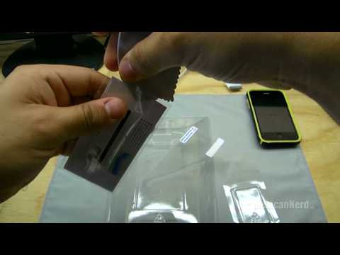 TheMexicanNerd - Follow Me On Twitter: http://twitter.com/TheMexicanNerd A review on the Rocket Fish Mobile Screen Protectors. Both Phones in the video are iPhone 3GS. I Purc...