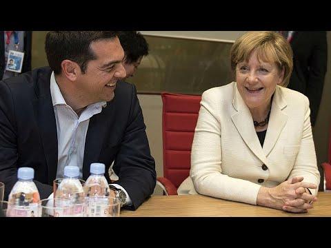 Επίσκεψη Μέρκελ στην Αθήνα με το Σκοπιανό στο επίκεντρο…