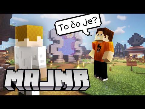 GoGo objevuje kouzlo Minecraftu 🙄 [MAJNR]