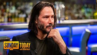 Video Keanu Reeves Talks Filming 'John Wick 3' Fight Scenes, Almost Changing His Name, More | Sunday TODAY MP3, 3GP, MP4, WEBM, AVI, FLV Juni 2019