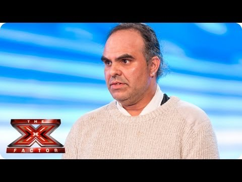 colin - Gary and Nicole give X Factor hopeful Colin Stacey, 45, a hand with his version of Adele's Someone Like You Visit the official site: http://itv.com/xfactor S...