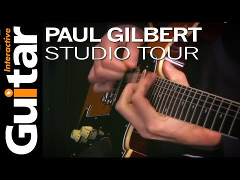 rock guitar paul gilbert