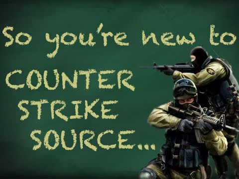 So you're new to Counter-Strike Source...(Buy Binds)