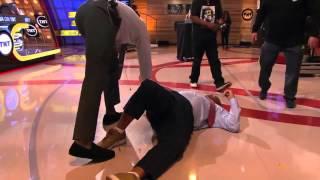 Inside the NBA Shaq vs Charles Barkley MMA Fight Join the best network on YouTube today! : http://www.freedom.tm/via/devster101
