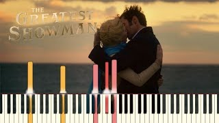 "Video The Greatest Showman - ""Tightrope"" [Piano Tutorial] (Synthesia) MP3, 3GP, MP4, WEBM, AVI, FLV Januari 2018"