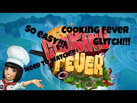 Cooking Fever Cheat | CuteGirl Gaming
