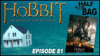 Video Half in the Bag Episode 81: The Hobbit - The Battle of the Five Armies MP3, 3GP, MP4, WEBM, AVI, FLV Januari 2019